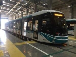 UV-C in openbar vervoer