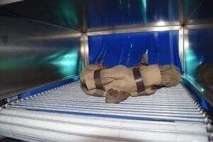 UV-C desinfectiehandbagage