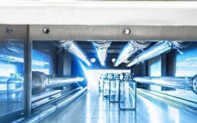Nieuw op onze site: UV Desinfectie!