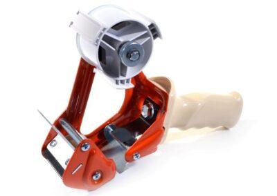 Hand tape dispenser