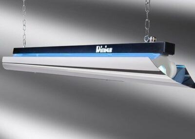 UV Lamp-armaturen